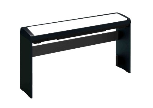 buy yamaha l85 a stand for digital piano keyboard black. Black Bedroom Furniture Sets. Home Design Ideas