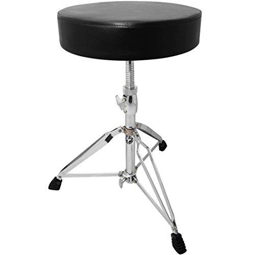 Buy Essentials Spin Adjustable Drum Stool Drummer S Throne