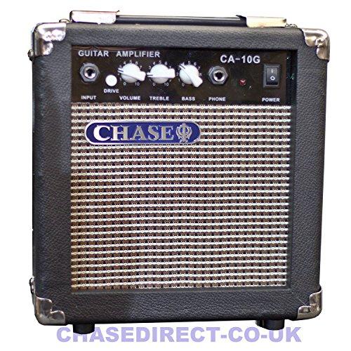 buy chase ca 10g 10 watt electric guitar amplifier practice amp. Black Bedroom Furniture Sets. Home Design Ideas